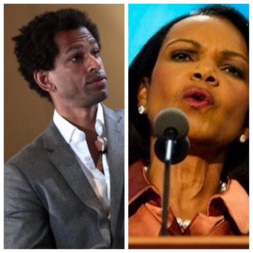 Touré Calls Condoleezza Rice A Foot Soldier For White Supremacy